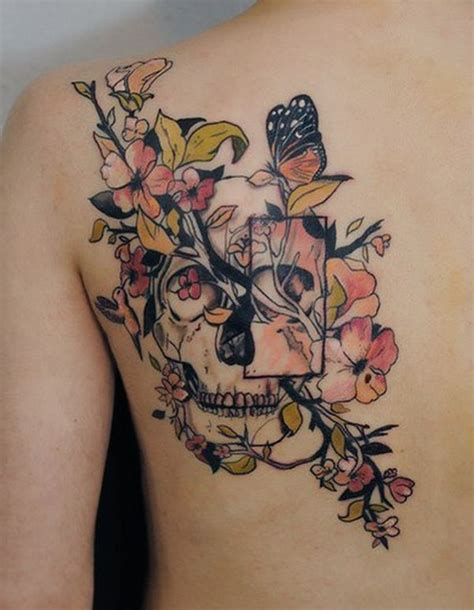 shoulder blade tattoo designs meanings  ideas