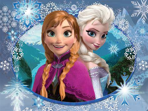 Download Frozen Wallpaper Anna And Elsa Gallery