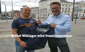 Wikinger Möbel Rostock : m bel wikinger wird premiumpartner rostock griffins ~ Orissabook.com Haus und Dekorationen