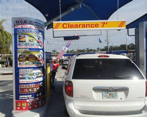 Car Wash New Richey Fl by Check Out All Of Our Car Wash Packages At Usa Car Wash