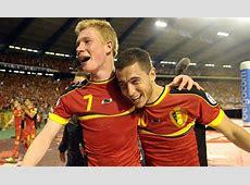 Eden Hazard predicts Kevin De Bruyne will shine at