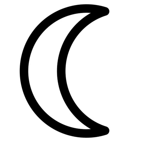 crescent moon icon in messages what does it macreports fichier moon symbol decrescent svg wiktionnaire