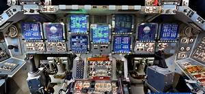Space Shuttle Interior - Pics about space