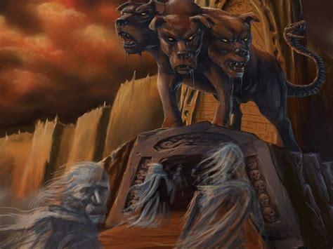 CERBERUS : Three-headed guard dog of Hades | Art ...