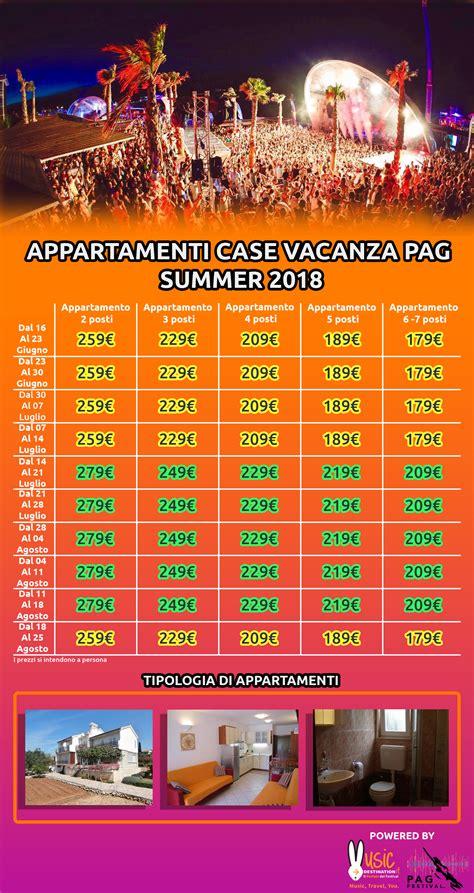 Appartamenti A Pag appartamenti vacanza pag novalja estate 2018