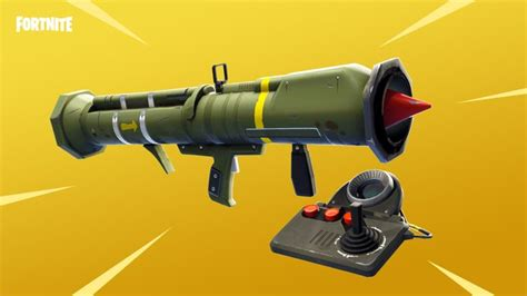 fortnite   ride  guided missile