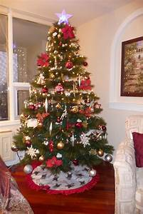christmas trees decorated - Free Large Images