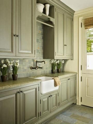 moss green kitchen cabinets laundry room haven pinterest green cabinets cabinet