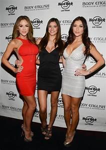 Brittney Palmer, Vanessa Hanson, Arianny Celeste host UFC ...