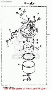 Yamaha Ef2500 Generator Carburetor