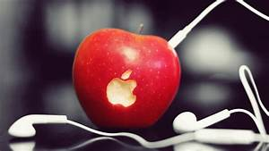 Apple Funny In High Resolution Wallpaper