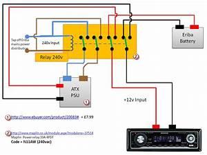 Car Radio 12v Electrics - Caravan Electric