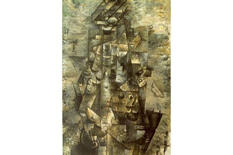 Still With Chair Caning Collage by 100 Still With Chair Caning Picasso
