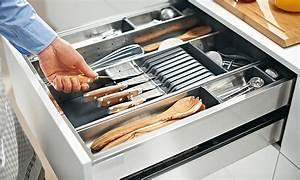 Schubladen Ordnungssystem Küche : ordnung in der schublade die sch nsten einrichtungsideen ~ Michelbontemps.com Haus und Dekorationen