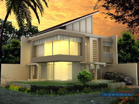 desain rumah  modern minimalis desain rumah