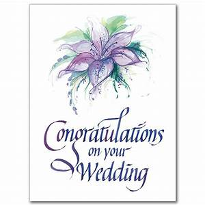 congratulations on your wedding wedding congratulations card With images of wedding congratulation cards