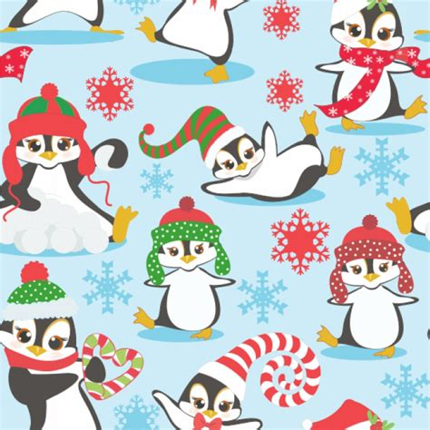 Cute christmas penguin wallpapers and background images for all your devices. Cute Christmas Penguin Wallpapers on WallpaperDog