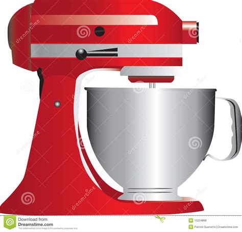 Gallery For > KitchenAid Mixer Clipart