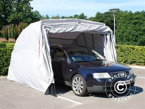 box auto pieghevole box auto auto 2 8x6 24x2 3m grigio dancovershop it