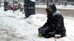 Tough winter for Canada's homeless - CBC Player