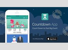 Countdown App by timeanddatecom for iPhone & iPad
