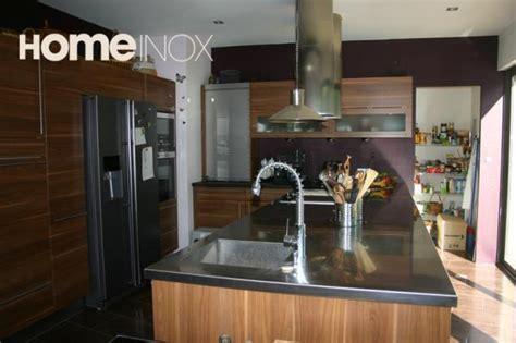 ilot cuisine inox cuisine inox ilot central de cuisnie en inox