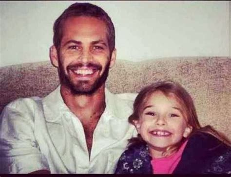 Chatter Busy: Paul Walker's Daughter Meadow Victim Of