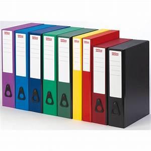 Foolscap Coloured Box Files Black - Redmont Packaging  File