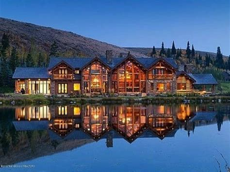 minecraft ranch house huge ranch house log cabin mansions treesranchcom