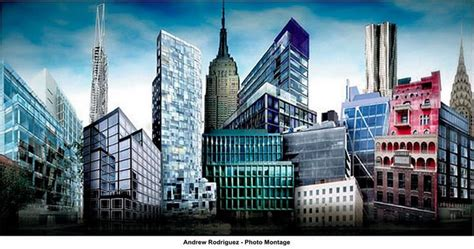 Photomontage Building Inspiration Seeing In Multiple