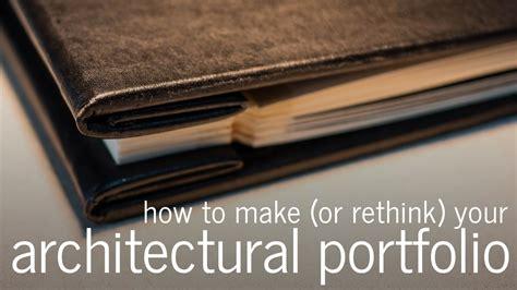 architectural portfolio  architects