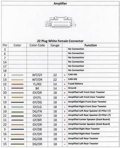 2007 Dodge Charger Radio Wiring Diagram