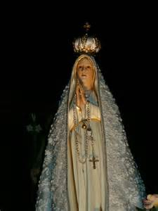 Our Lady of Fatima Traveling Statue
