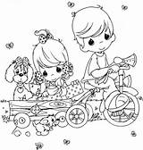 Precious Moments Coloring Pages Toddlers sketch template