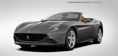 Does that make it a better ferrari? Ferrari California T Configurator Updated With New Colors And Options   Top Speed