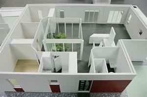 la maison inov en maquette maquettes pinterest With maquette d une maison
