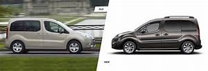 Peugeot Partner Tepee Versions : 2015 peugeot partner tepee old vs new carwow ~ Medecine-chirurgie-esthetiques.com Avis de Voitures