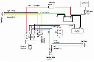 Wiring Motorcycle Headlight