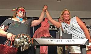 Wovv Women U0026 39 S Arm Wrestling Fundraiser To Be Held At New Venue