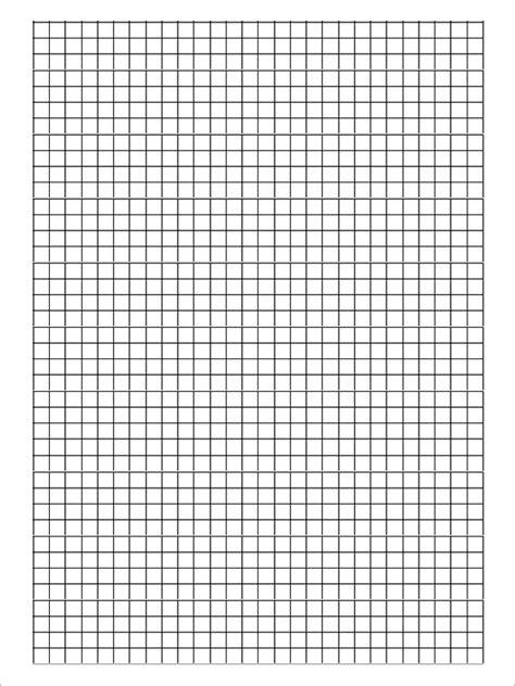 10+ Printable Blank Graph Paper Templates  Sample Templates