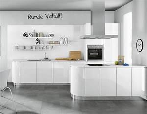 Küche Weiß Hochglanz : global inselk che in lack wei ~ Watch28wear.com Haus und Dekorationen