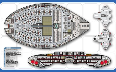 Starship Voyager Deck Plans by The Gallery For Gt Starship Deck Plans