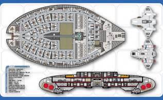 cydonia 6 ink starship blueprints and deck plans