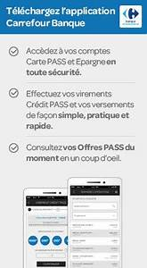 Pass Fr Espace Client Carte Pass : connexion l 39 espace client carrefour banque ~ Dailycaller-alerts.com Idées de Décoration