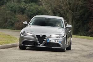Essai Alfa Romeo Giulia : essai alfa romeo giulia notre avis sur le diesel 150 ch photo 11 l 39 argus ~ Medecine-chirurgie-esthetiques.com Avis de Voitures