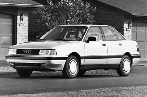 accident recorder 1991 audi 100 transmission control 1990 92 audi 80 consumer guide auto