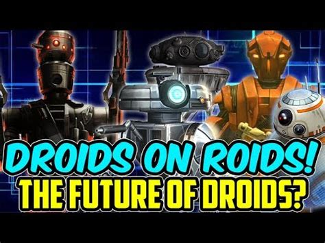 droids  swgoh ranked star wars galaxy  heroes