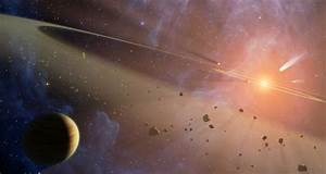 Asteroid Belts, Possible Planets Around Epsilon Eridani