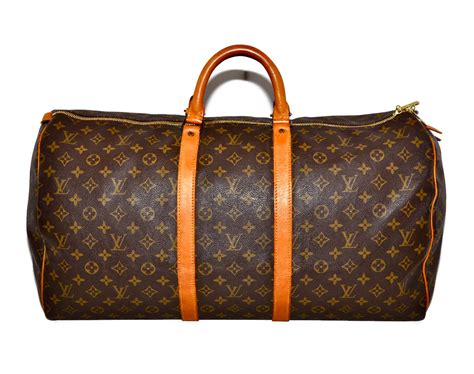 louis vuitton keepall  duffel bag large size lv monogram