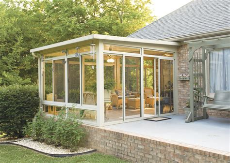 3 season patio rooms sunroom and shade products to make